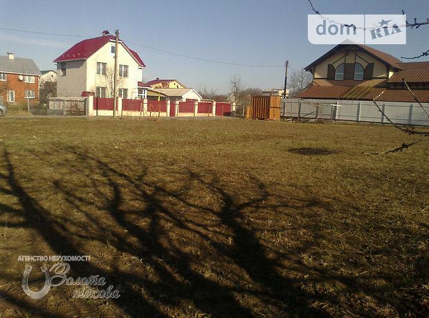 Продажа участка под жилую застройку, Винница, р‑н.Вишенка, 1-й км Барського шосе