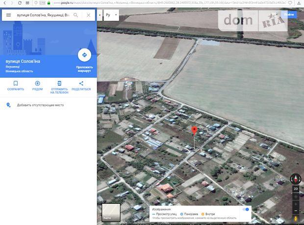 Продажа участка под жилую застройку, Винница, р‑н.Якушинцы