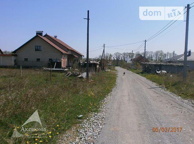 Продажа участка под жилую застройку, Винница, р‑н.Якушинцы, напротив гостиницы Затишок