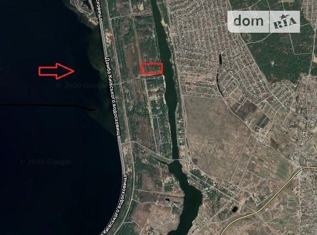Земля под жилую застройку в селе Хотяновка, площадь 20 соток фото 1