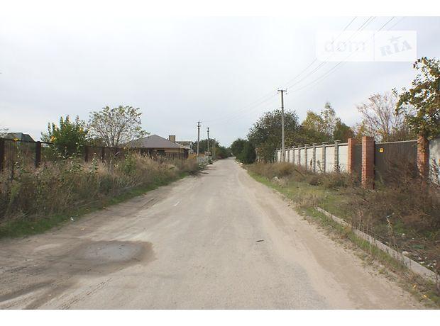 Продажа участка под жилую застройку, Запорожье, c.Нижняя Хортица, Песчаная улица