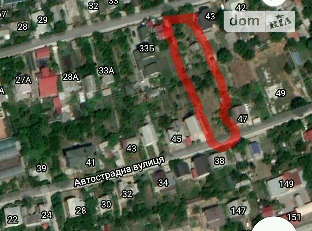 Земля под жилую застройку в Запорожье, район Шевченковский, площадь 17 соток фото 1