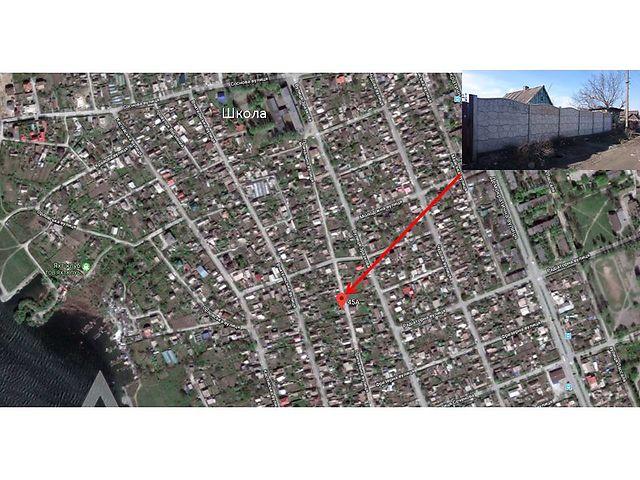 Продажа участка под жилую застройку, Запорожье, р‑н.Заводской, Причальная 45А