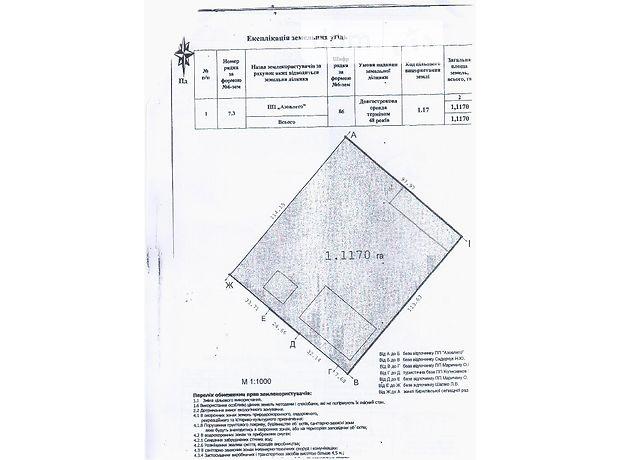 Продажа земли коммерческого назначение, Запорожская, Акимовка, c.Кирилловка