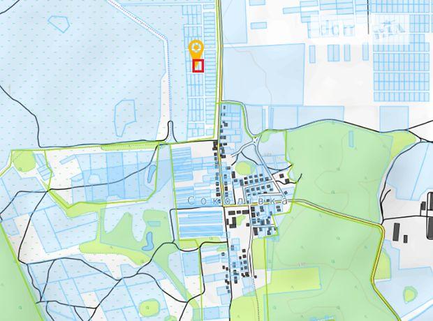 Земля коммерческого назначения в селе Соколовка, площадь 12 соток фото 1