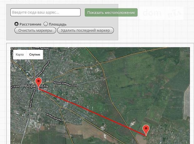 Продажа земли коммерческого назначение, Киевская, Борисполь, c.Иванков