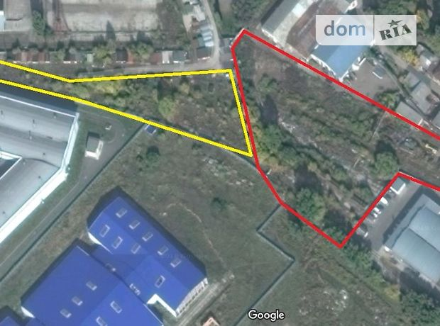 Продажа земли коммерческого назначение, Киевская, Бровары, Москаленко