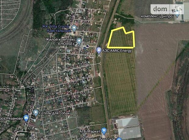 Земля комерційного призначення в селі Дослідне, площа 400 соток фото 1