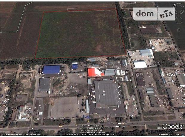 Продаж землі комерційного призначення, Дніпропетровськ, р‑н.Індустріальний, Нижньодніпровська вулиця