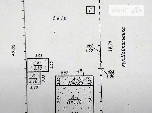 Продажа земли коммерческого назначение, Днепропетровск, р‑н.Индустриальный, Байкальская улица