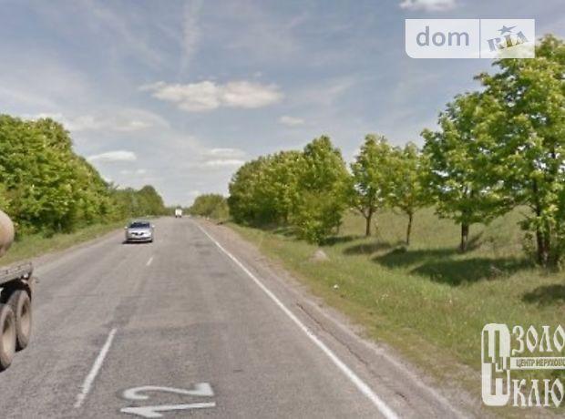Земля коммерческого назначения в Хмельницком, район Ружична, площадь 75 соток фото 1