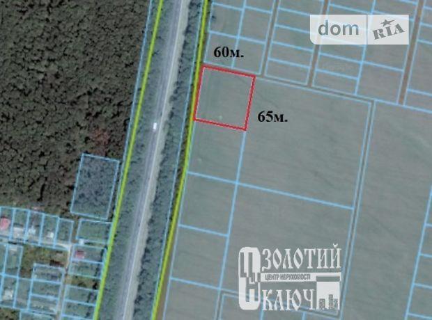 Земля коммерческого назначения в Хмельницком, район Ружична, площадь 35 соток фото 1