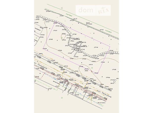 Продажа земли коммерческого назначение, Хмельницкий, р‑н.Центр, Прибужская улица