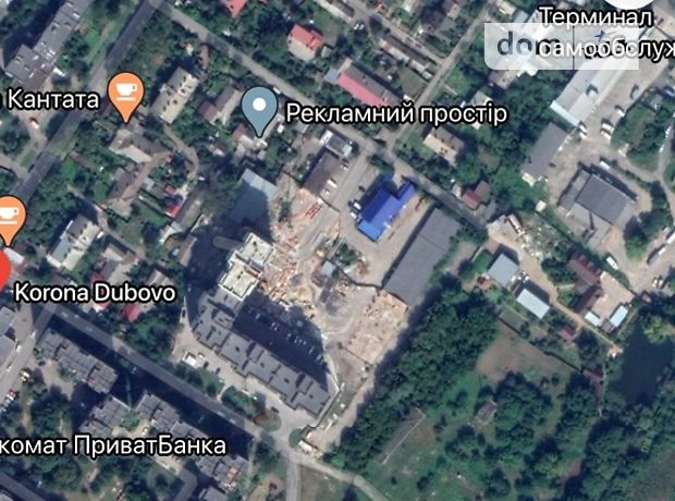 Земельный участок коммерческого назначения в Хмельницком, площадь 73 сотки фото 1