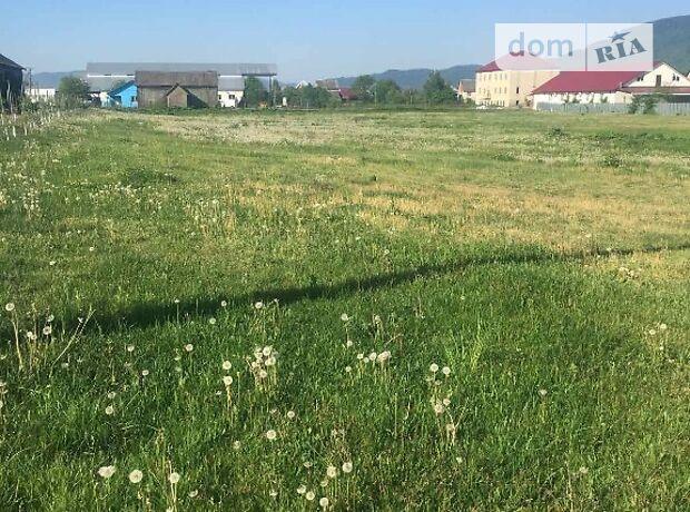 Земля комерційного призначення в селі Іза, площа 285 соток фото 1