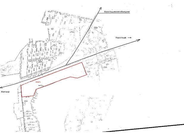 Земля коммерческого назначения в селе Березино, площадь 18.54 Га фото 1