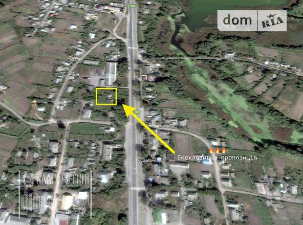 Земля комерційного призначення в селі Комсомольське, площа 25 соток фото 1