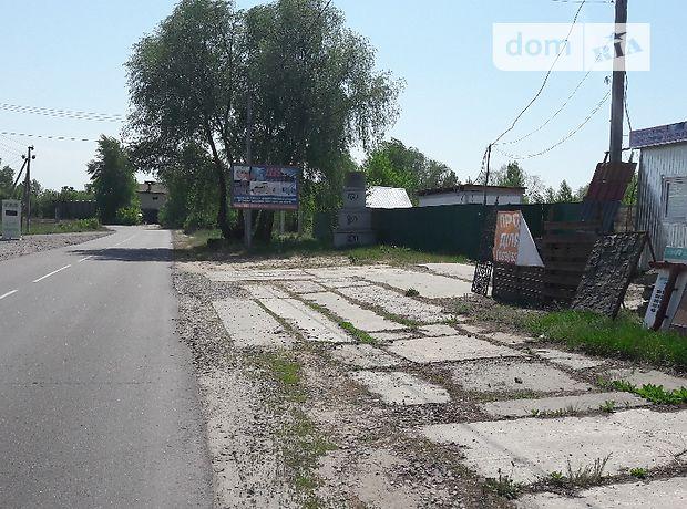 Продажа земли коммерческого назначение, Киев, р‑н.Дарницкий, ст.м.Славутич, Центральная