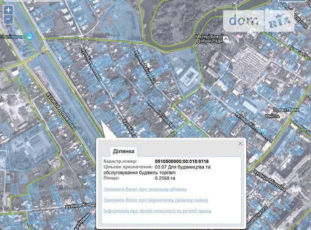Земля комерційного призначення в Козятині, район Козятин, площа undefined соток фото 1