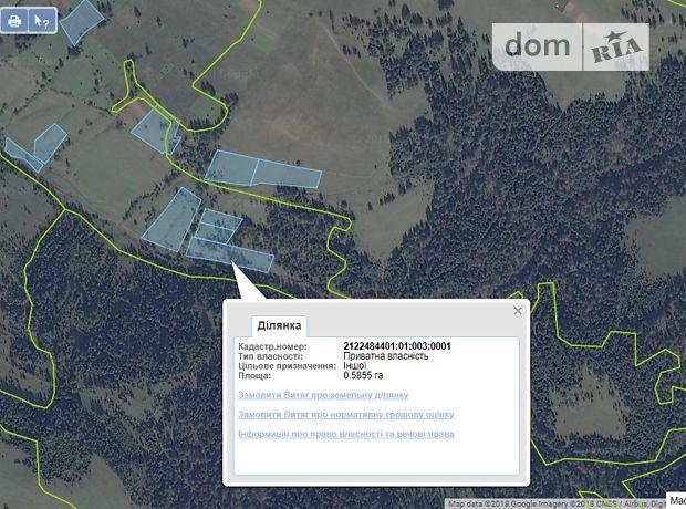 Продажа земли коммерческого назначение, Закарпатская, Межгорье, c.Нижний Студеный