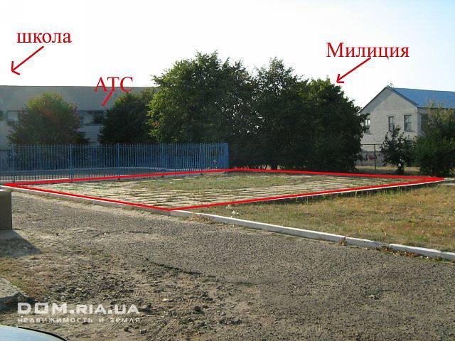 Земля коммерческого назначения в Новоайдаре, район Новоайдар, площадь 350 кв.м фото 1