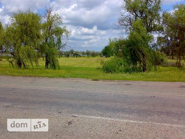 Продажа земли коммерческого назначение, Днепропетровская, Новомосковск, c.Песчанка