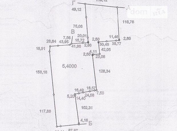 Продажа земли коммерческого назначение, Одесса, р‑н.Таирова