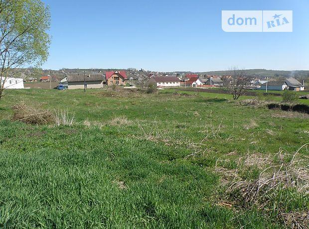 Земля коммерческого назначения в селе Тисовец, площадь 71 сотка фото 1