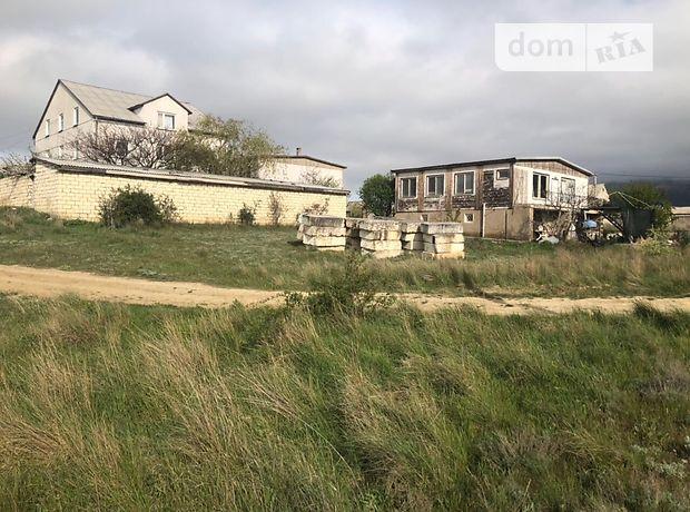 Земельный участок коммерческого назначения в Судаке, площадь 6 соток фото 1