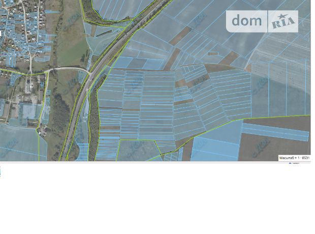 Земля коммерческого назначения в селе Шляхтинци, площадь 67 соток фото 1