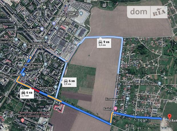 Земля коммерческого назначения в селе Байковцы, площадь 31 сотка фото 1