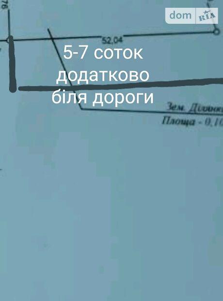 Земля коммерческого назначения в селе Била, площадь 15 соток фото 1