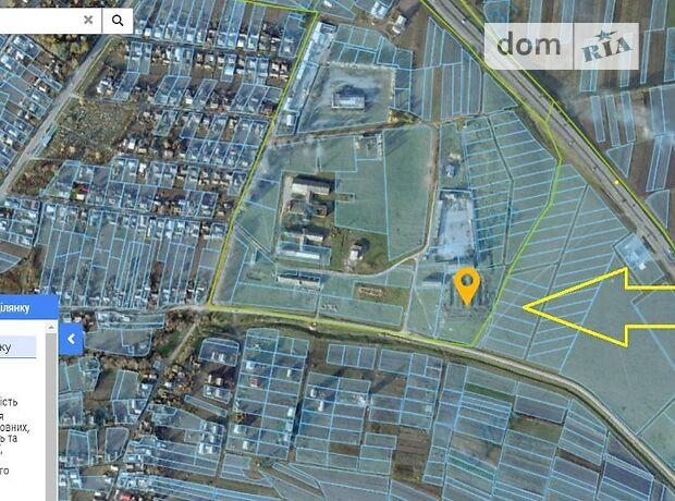 Земля коммерческого назначения в селе Мишковичи, площадь 1.5 сотка фото 1