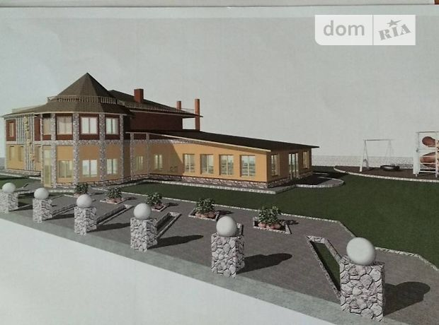 Продажа земли коммерческого назначение, Тернополь, c.Остров