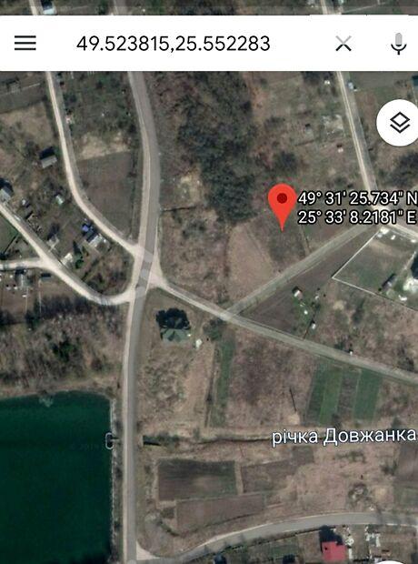 Земля коммерческого назначения в селе Петриков, площадь 12 соток фото 1