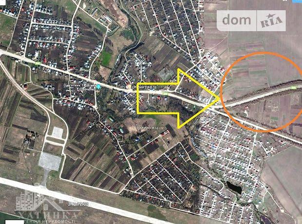 Земля коммерческого назначения в селе Смиковци, площадь 15 соток фото 1