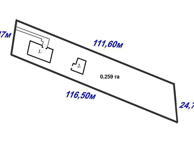 Земля коммерческого назначения в селе Великие Гаи, площадь 26 соток фото 1