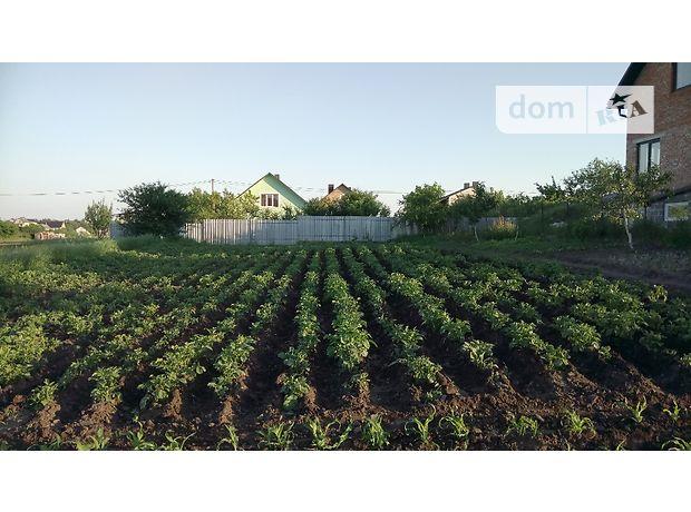 Земельный участок коммерческого назначения в Тернополе, площадь 6 соток фото 1