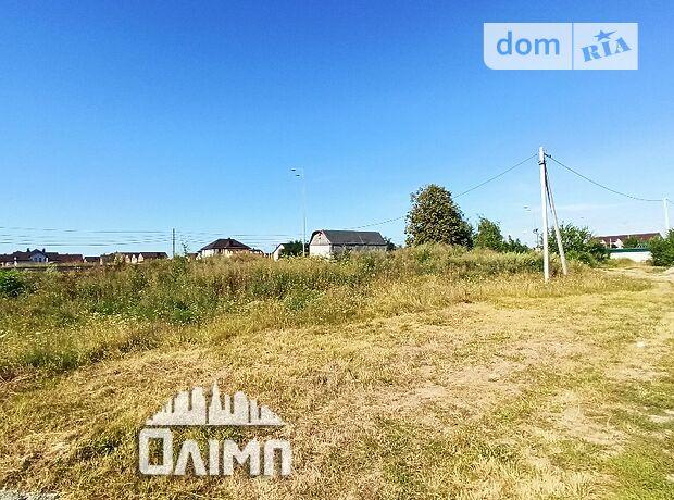 Земля комерційного призначення в селі Пирогово, площа 15 соток фото 1