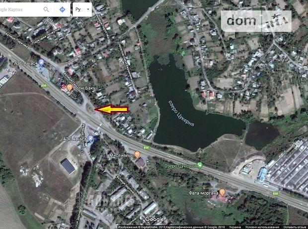 Продаж землі комерційного призначення, Вінниця, р‑н.Зарванці, 1 км Хмельникого Шосе