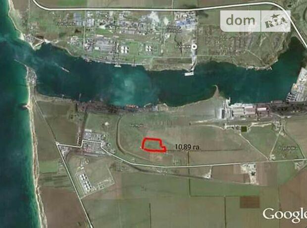 Земля коммерческого назначения в Южному, район Южный, площадь 11 Га фото 1