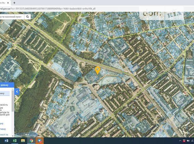 Земля коммерческого назначения в Запорожье, район Александровский (Жовтневый), площадь 74 сотки фото 1