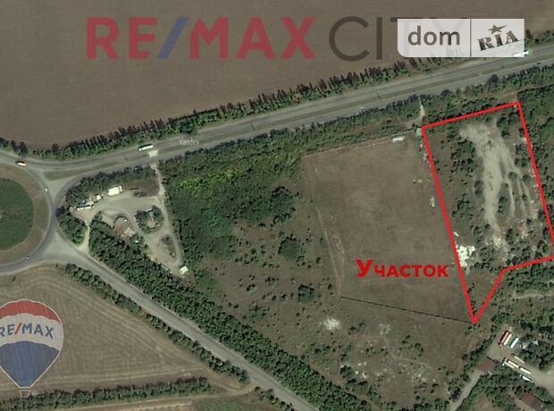 Земля коммерческого назначения в Запорожье, район Днепровский (Ленинский), площадь 2.5 Га фото 2