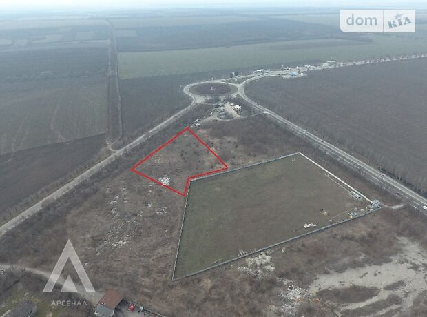 Земля коммерческого назначения в Запорожье, район Днепровский (Ленинский), площадь 130 соток фото 1