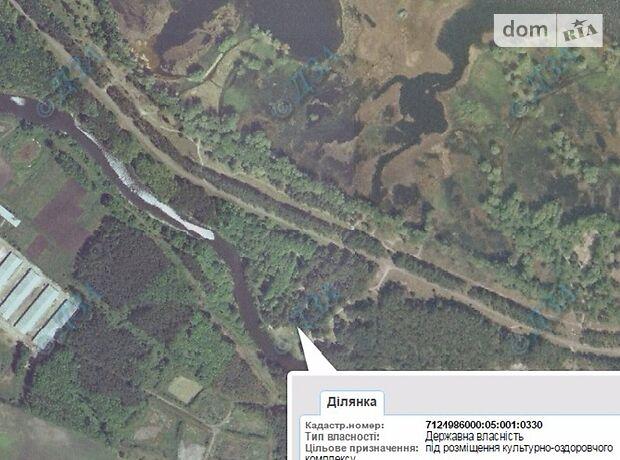 Земля рекреационного назначения в Черкассах, район Дахновка, площадь 90 соток фото 1