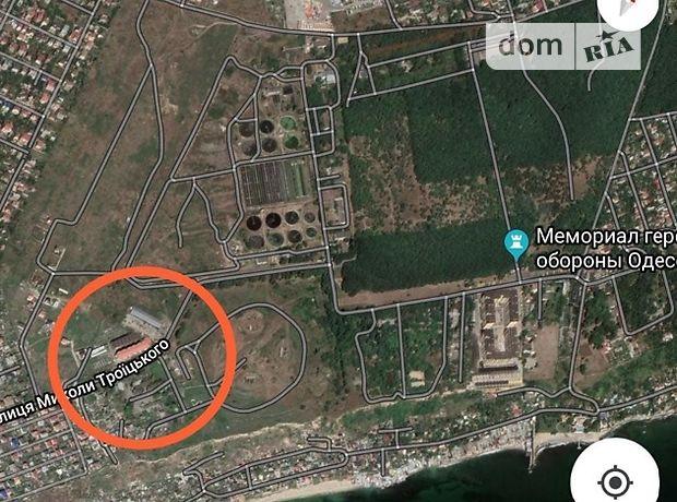 Земля рекреационного назначения в Одессе, район Таирова, площадь 125 соток фото 1