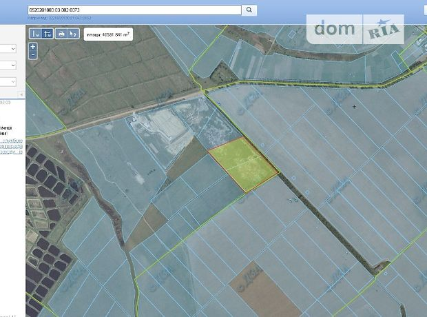 Земля сельскохозяйственного назначения в селе Ивановцы, площадь 4 Га фото 1
