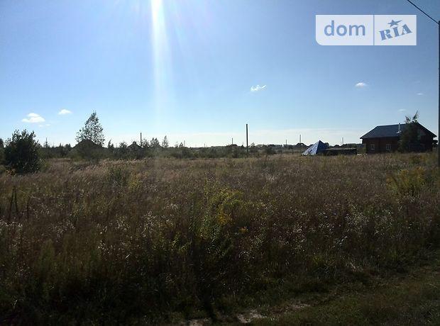 Продажа земли сельскохозяйственного назначения, Житомирская, Брусилов, c.Ставище