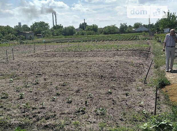 Земля сельскохозяйственного назначения в Черкассах, район Яблочный, площадь 10 соток фото 1