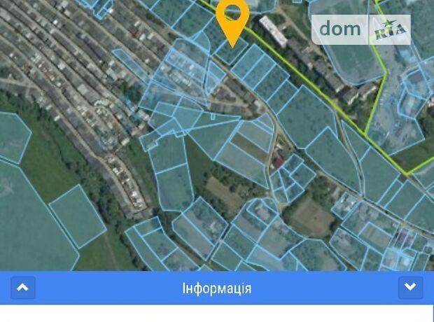 Земля сельскохозяйственного назначения в Черновцах, район П.-Кольцевая, площадь 12 соток фото 1